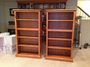Bookcases - Guild Build