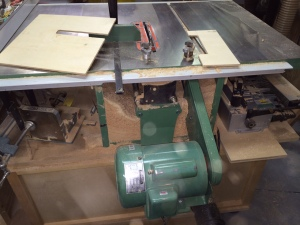 201404 Table Saw cleanup 3