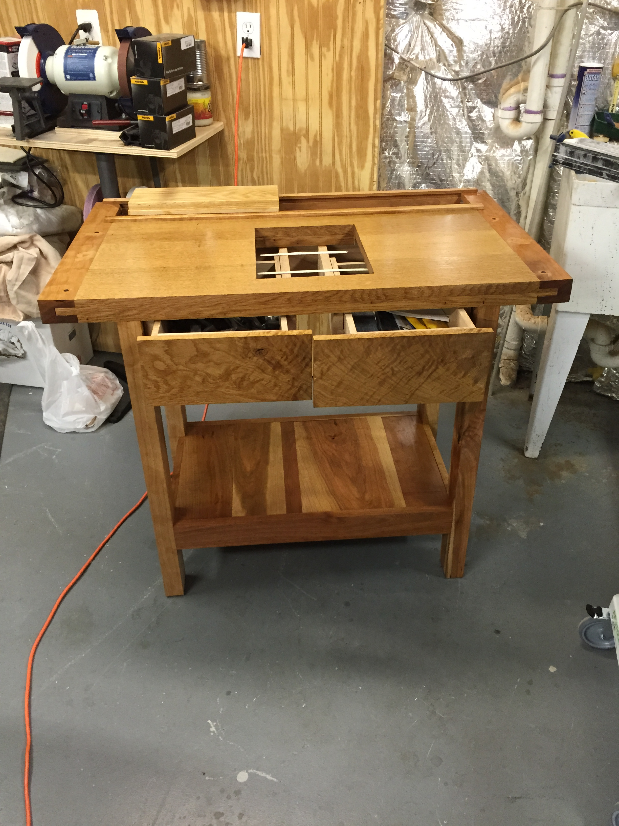 Brian S Workbench Woodworking For The Fun Of It Page 3
